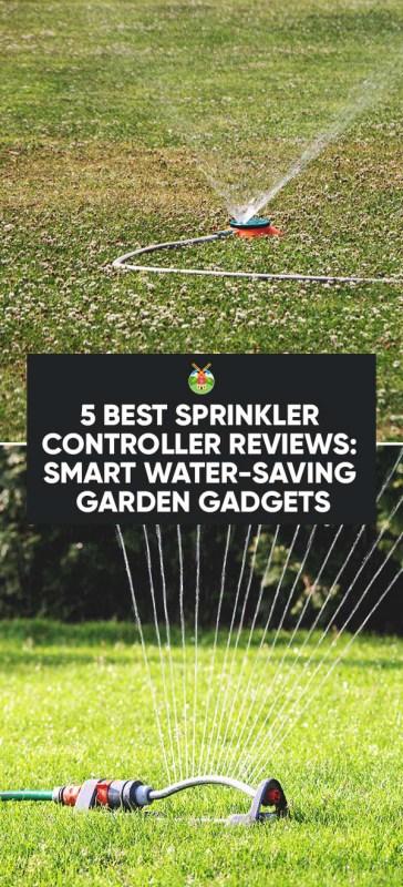 5 Best Sprinkler Controller Reviews Smart Water Saving