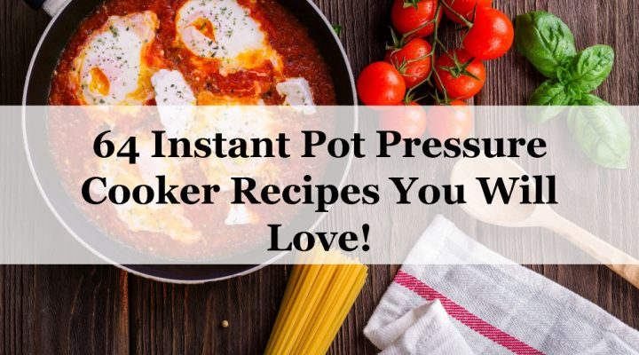 64 instant pot recipes