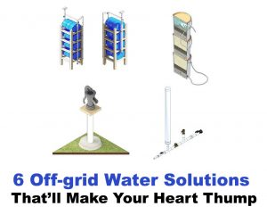 offgrid water solution