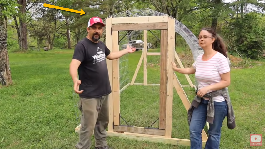 diy chicken coop plan