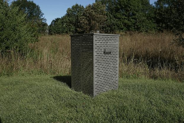 stainless steel burn barrel